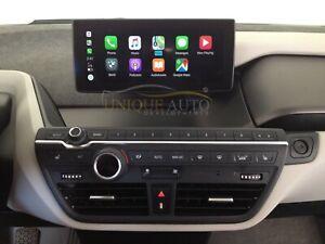 "Wireless Apple CarPlay Sat Nav Navigation Retrofit for BMW i3 10.2"""
