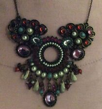 Accessorize Alloy Stone Costume Necklaces & Pendants