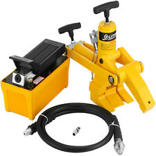 10000psi Tractor Truck Hydraulic Bead Breaker Tire Changer Foot Pump And Airhose