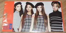 f(x) FX 4 WALLS 4WALLS SMTOWN COEX Artium SUM OFFICIAL GOODS GROUP PHOTOCARD NEW
