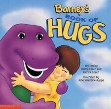 Barney's Book Of Hugs ( Sheryl Leach ) Used - VeryGood