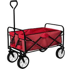 Chariot de transport à main Remorque pliable Voiture à bras de transport pliante