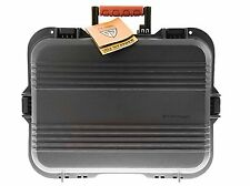 NEW Plano 108021 Gun Guard AW Large Pistol Accessories Case with Deluxe Latches