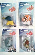 Disney Pixar Finding Nemo/Dory Figurine Set of 4 Includes Bruce & Squirt-New