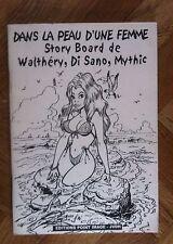 DANS LA PEAU D'UNE FEMME STORY BOARD WALTHERY/DI SANO EO BE (D53)