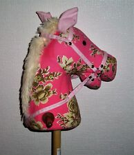 Hobby Horse - pink floral