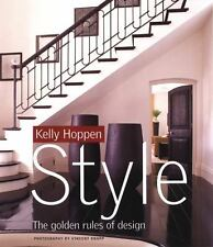 Kelly Hoppen Style: The Golden Rules of Design-ExLibrary