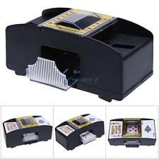 Automatic Playing Cards Shuffler Poker Casino One/Two Deck Shuffle Sorter Newest