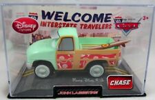 New Disney Store CARS 2 Surfs Up John Lassetire CHASE Ed Diecast Collectors Case
