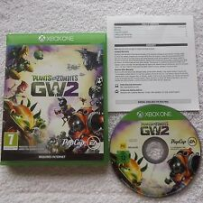 Plants vs Zombies Garden Warfare 2 GW2 XBOX ONE FPS Shooter V.G.C. Rapide Post