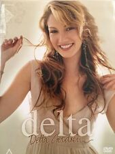 Delta Goodrem - DELTA Born To Try, Lost Without You, Innocent Eyes, DVD Region 4