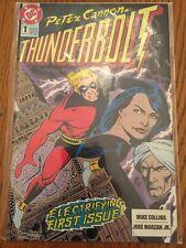 Peter Cannon, Thunderbolt (1992) #1 DC Comics VF/NM