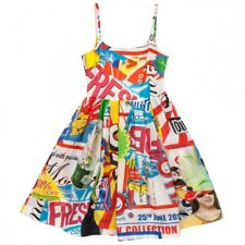 Moschino Couture Amazing Powerpuff Dress Size 8 New With Tags Rare RRP £850