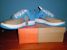 """Nike Air Force1 Premium """"Invisible Woman"""" Men's size12-DEADSTOCK with OG BOX~"""