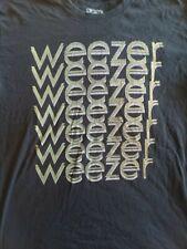 Weezer Black T Shirt Hurley Size Xl