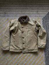 WW2 usn N1 Deck Jacket, Vintage Us Navy