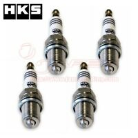 HKS Super Fire Racing M40i Spark Plug For EDIX BE8 2006/11-2009/8 K24A M40ix4