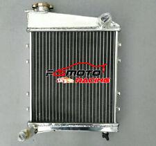 Para AUSTIN//ROVER MINI 850//1000//1100 1959-1990 radiador de aluminio y Silicona Manguera