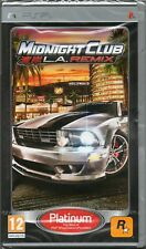 MIDNIGHT CLUB: LA REMIX RACING GAME PSP ~ NEW / SEALED  CAR RACING