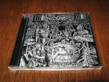 "EXCIDIUM ""Infecting the Graves VOL 1"" CD  depravity purtenance"