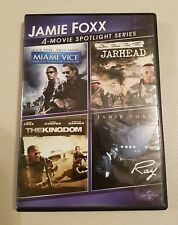 Jamie Foxx: 4-Movie Spotlight Series (DVD, 2013, 3-Disc Set)