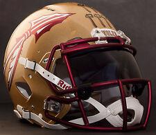 FLORIDA STATE SEMINOLES Gameday REPLICA Football Helmet w/ OAKLEY Eye Shield