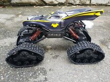 AU store 2.4G Electric 4WD RC Car Batman Monster Truck Rock Crawle and Snow mode