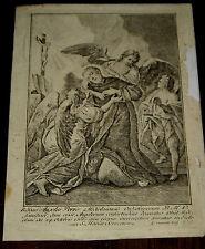 Beato Giovannangelo Angelo Porro Seveso Milano Mediolanensi Cagnoni Bulino XVIII
