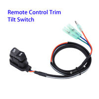 Tilt Trim Switch For Mercury Outboard Side Mount Remote Control Box 87-18286A43