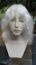 Whispy White Haired Spirit Woman, Graveyard Figure, Mermaid, or Ghostly Lady