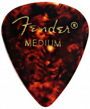 Fender plettro per chitarra classica 351 in celluloide medie dimensioni