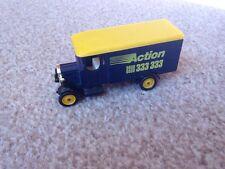 Lledo 1931 Morris Van - Action 0800 500 333 333 -  Promotional Model