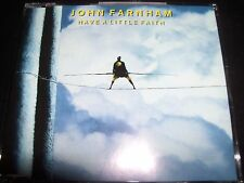 John Farnham Have A Little Faith Australian CD Single – Like New