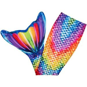 Factory Seconds Adult Size Fin Fun Mermaid Tail Skins for Swimming- No Monofin