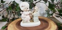 """Sharing"" ©1994 Precious Moments Inc Enesco PN PM942   1994 Members Only"