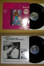 "MICHAEL JACKSON...MAXI SINGLE LP 12""...BEAT IT/GET ON THE FLOOR... 1982"