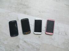 4 Stück Samsung  Galaxy S III GT-I9300 Handy Smartphone 2 x Glas 2 x Lcd Defekt