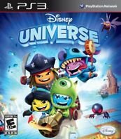 Disney Universe - Sony PlayStation 3 PS3