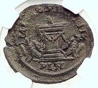 CONSTANTIUS I Chlorus 307AD Lodinium London Mint  Ancient Roman Coin NGC i72954