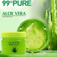 1pcs Aloe Vera Lip Balm Moisturizer Long-Lasting Color Lipstick Nature N8L2