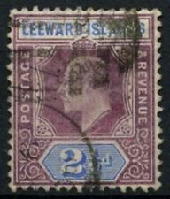 Leeward Islands 1905-8 SG#32, 2.5d Dull Purple & Ultramarine KEVII Used #D57093