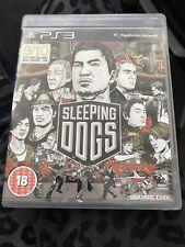 Sleeping Dogs (Sony PlayStation 3, 2012) - Versión Europea
