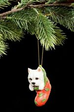 Westhighland Terrier Figure as Tree Jewelry Christmas Dogs Decorative Ball