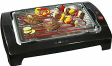 Clatronic Table Grill Electric Grill 2000W Barbecue BBQ