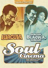 Blacula/Scream,Blacula,Scream. Horror Double. Brand New In Shrink!