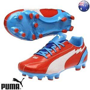 PUMA evoSPEED 5 FG LTH FOOTBALL SOCCER BOOTS CLEATS == BRAND NEW ==