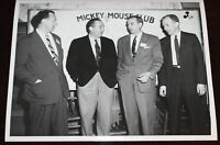Walt Disney 1955 Penthouse Club Studio Photo Archives 455-360 Mickey Mouse Club