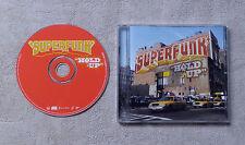 """CD AUDIO MUSIQUE INT / SUPERFUNK """"HOLD UP"""" CD ALBUM 16 TRACKS  2000 FIAT LUX"""