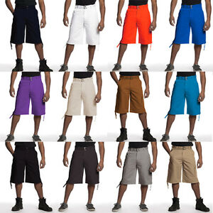 ROYAL BLUE CARGO SHORTS 9312N 12 DIFFERENT COLORS