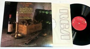 A Classic Case by Jethro Tull LP London Symphony Orchestra Plays The Music Of